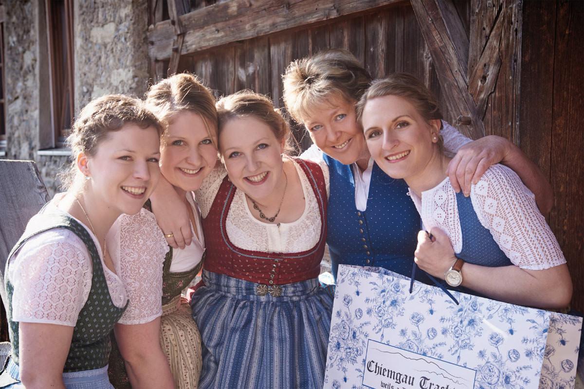 Team Chiemgau Trachten in Bad Endorf